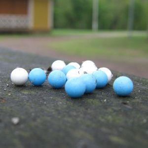 små kulor för kulpistol