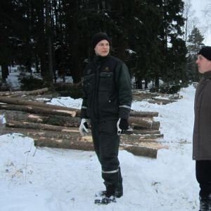 Jonas Brunström, Lennart Biström, Anders Holmberg