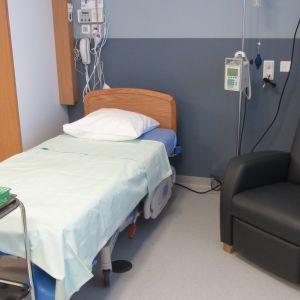 Nya förlossningssalen vid Lojo sjukhus