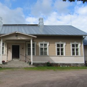 Föreningshuset Hagalund.