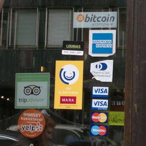 Kynsilaukka restaurangen tar emot betalning med bitcoins