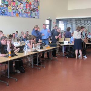 stadsfullmäktige i Lovisa 25.5.2016