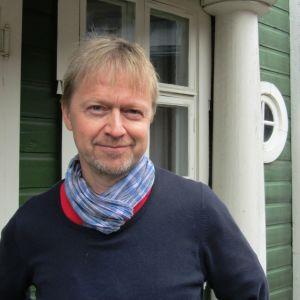 Skådespelaren Dan Henriksson