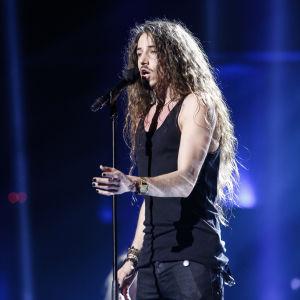 Michał Szpak representerar Polen i Eurovision 2016.