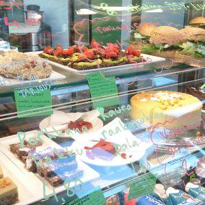 Café Silvoplee som ofta har glutenfria alternativ passar bra för celiakiker