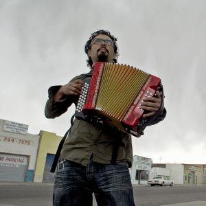 Sound Tracker USA:ssa, Kiko Rodriguez.
