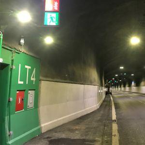 Liipolan uusi tunneli eteläisellä kehätiellä