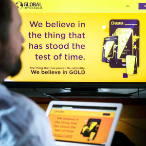 Kuva Global Intergoldin verkkosivusta