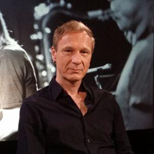 Ismo Alanko muistelee 1980-lukua Teeman arkistovieraana 2015.