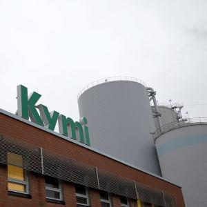 UPM Kymin paperi- ja sellutehdas Kuusankoskella