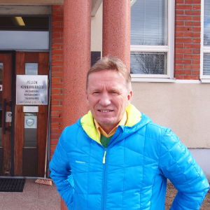 Pellon kunnanjohtaja Eero Ylitalo