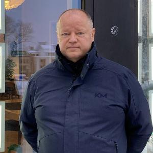 Kuvassa Antti Porko Kiinteistömaailmasta