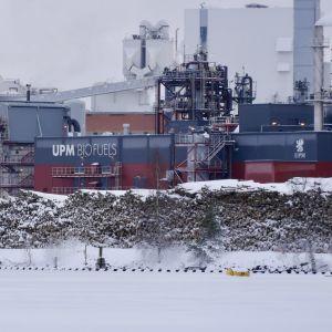 UPM Lappeenrannan biojalostamo