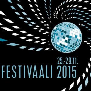 Teeman elokuvafestivaalin tunnus 2015 on diskopallo.