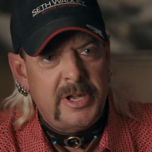 Joe Exotic, stjärnan i Netflixserien Tiger King.