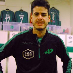 Porträttbild på Gabri Garcia Xatart.