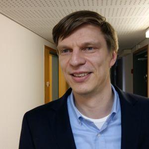 Antti Aarvala, vd på Etua