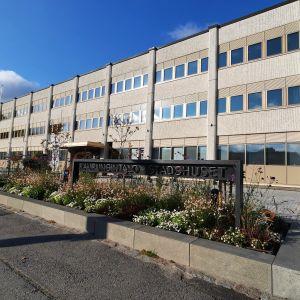 Kokkolan remontoitu kaupungintalo