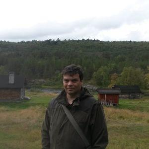 Renskötare Heikki Länsman