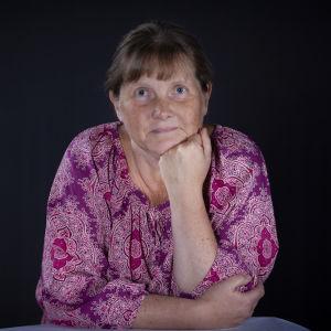 Kultur- och litteraturredaktör Marit Lindqvist.