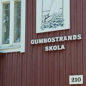 Gumbostrands skola i Sibbo
