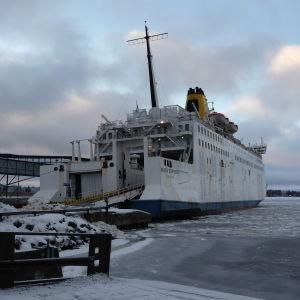 Wasa Express lägger ut vintertid.