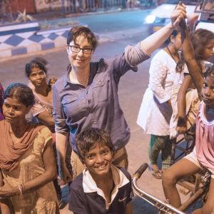 Kiehtova maailma: Kuhiseva Kalkutta, yle tv1