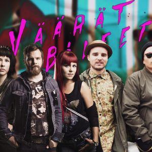 Vihreät Valot feat. Teflon Brothers - Väärät bileet