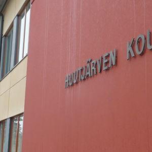 Huutjärven koulu i Pyttis