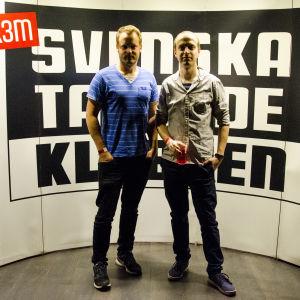Dan Granqvist med bror