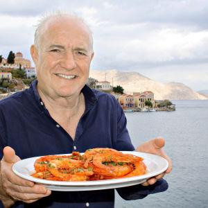 Rick Stein sarjassa Ruokamatka Venetsiasta Istanbuliin