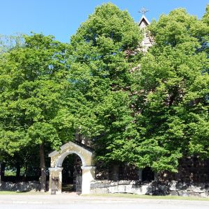 S:t Marie kyrka i Åbo.