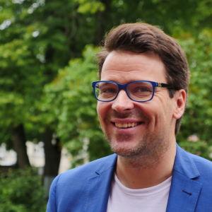 Ville Niinistö i Björneborg