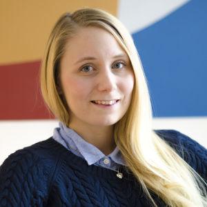 Den finlandssvenska bloggaren Ida-Marie Jungell
