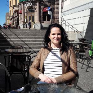 Mette karlman är HR-konsult i Vasa