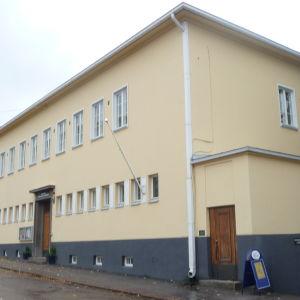 Svenska församlingshemmet i Borgå.