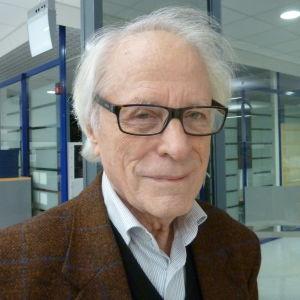 Designern Erik Bruun 2012.