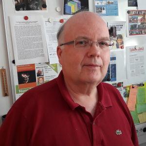 Professor Peter Lund på Aalto-universitetet