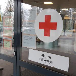 Vaasan keskussairaalan päivystyspoliklinikka