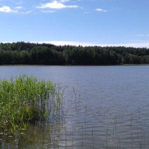 Linkulla sjö i Ingå.