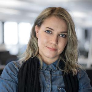 Redaktör Claudia Rybin