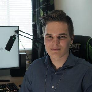 toimitusjohtaja Arttu Kastinen, Artun ATK-apu