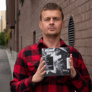 Porträtt på Joakim Rundt.