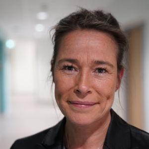 Jennifer Gammals i Raseborgs stadshus.