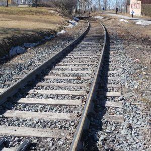 Järnväg i Vasa