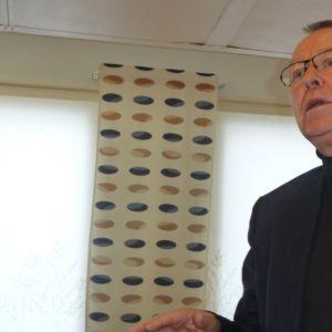 Karl-Johan Vikström leder arbetsgruppen för specialsjukvårdens bevarande