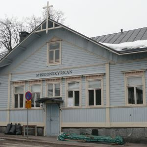 missionskyrkan i Borgå