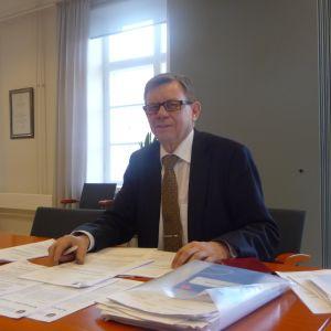 Landskapsdirektör Olav Jern.