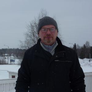 Kraftverken gör att Olhava ser mer bebyggt ut, tycker Ijos fullmäktigeordförande Ilkka Pakonen (C).