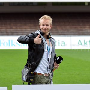 Johan Lindholm rapporterar för Lördax.